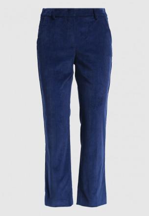 Вельветовые брюки-чиносы