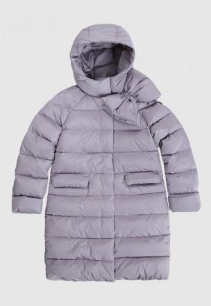 Стёганое пальто
