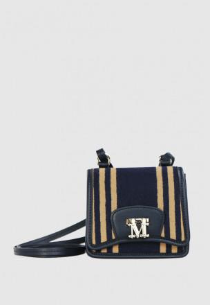 Мини-сумочка из кашемира