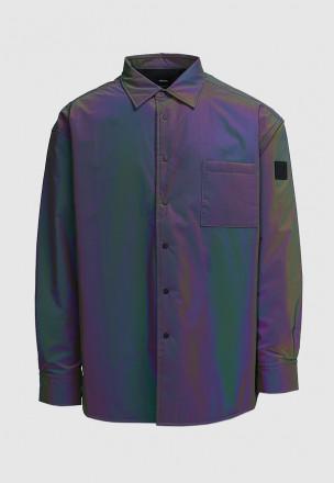 Утеплённая рубашка