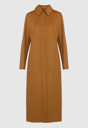 Пальто из шерстяного бленда