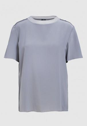 Шёлковая футболка