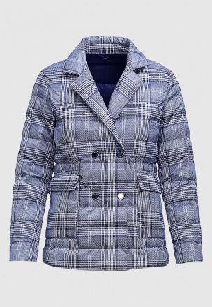 Стёганый пиджак