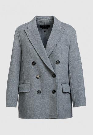 Укороченное пальто