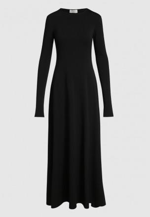Платье-макси из джерси