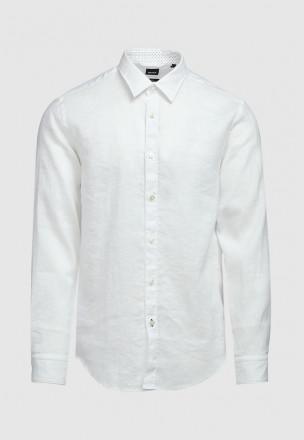 Рубашка из льна