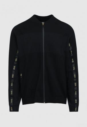 Куртка из джерси
