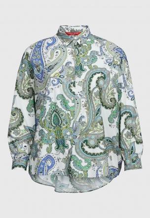 Рубашка с «пейсли»