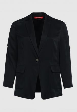 Сатиновый пиджак