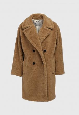 Пальто Teddy