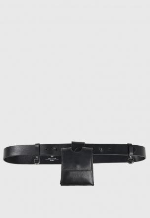 Ремень с сумочкой