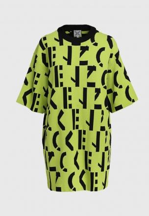 Платье-мини Kenzo Sport