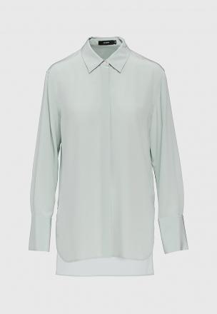 Рубашка из крепдешина