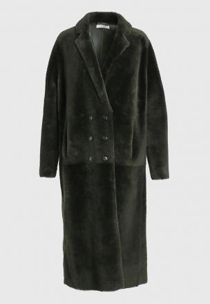 Меховое пальто Festin