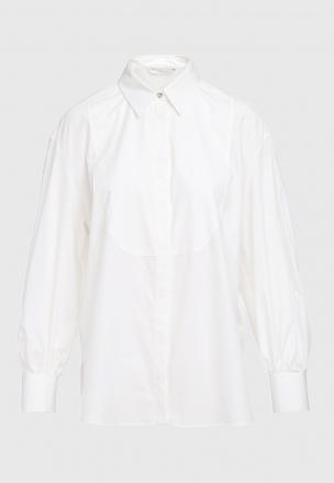 Рубашка с манишкой