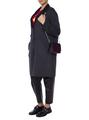 Пальто из двойной шерсти