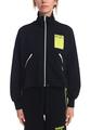 Спортивная куртка из джерси