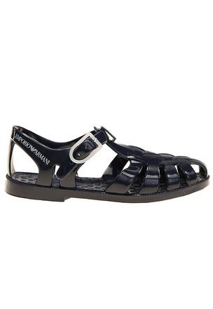 Силиконовые сандалии