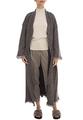 Пальто-кимоно с бахромой