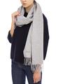 Комбинированный шарф