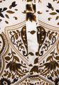 Шёлковая блуза с орнаментом
