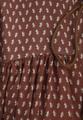Платье-миди из вуали