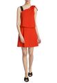Асимметричное платье-мини
