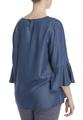 Блуза из облегчённого денима