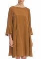 Платье из шёлкового крепдешина