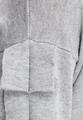 Свитер с рюшами на рукавах