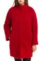 Пальто из мохерового бленда