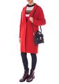 Пальто из двухслойной шерсти